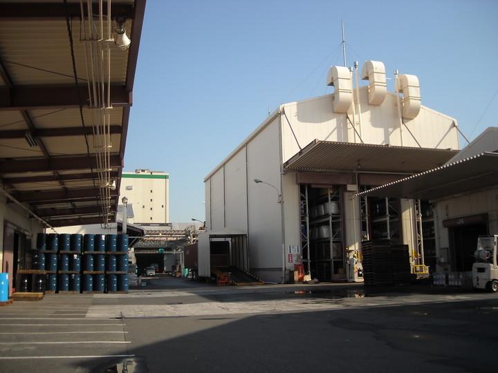 京浜島倉庫