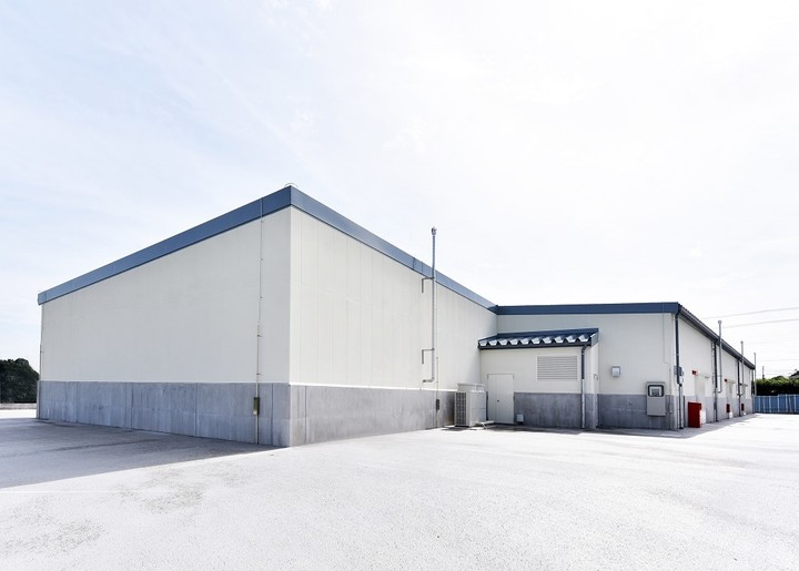 千葉東倉庫